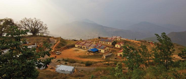 SunFarmer Nepal village
