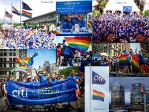 Citi Pride 2014 Collage V2